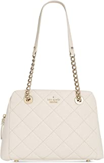Kate Spade Emerson Place Dewy Quilted Leather Bag , Cement