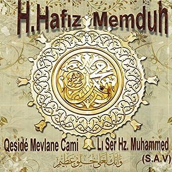 Qeside Mevlana Cami Lı Ser Hz. Muhammed S.A.V