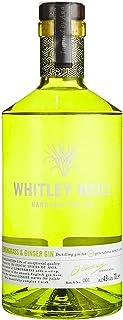 Whitley Neill Lemongrass & Ginger Gin 0,7l - 43%