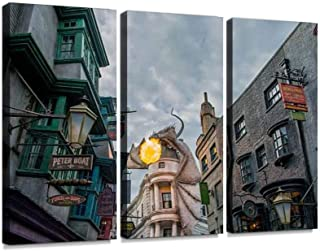 Best diagon alley canvas Reviews