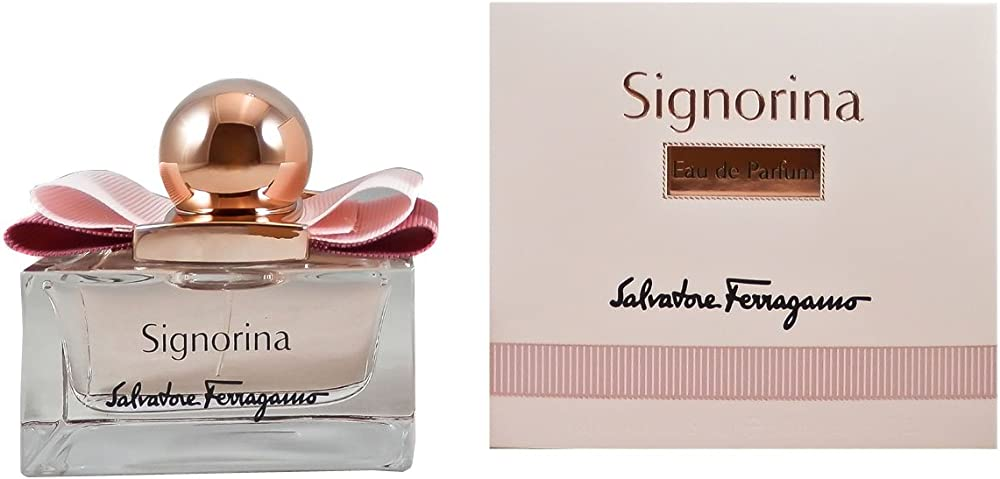 Salvatore ferragamo signorina,eau de prfum,profumo per donna,spray,30 ml SF41202