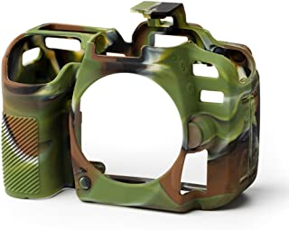 EasyCover保護ケースfor Nikon d7500カメラ、迷彩