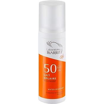 Algamaris - Crema solar facial, SPF50, certificado bio, 50 ml ...