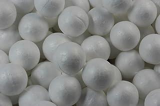 CHENGYIDA 50個 のミニボールは、モデリング、25mm / 1