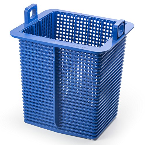 Aquatix Pro Hayward Pump Basket (SPX1600M) Professional Grade Compatible Replacement Strainer Basket with Handles for Hayward Super Pumps, Heavy Duty, Durable, 6  x 5.5  Approx, 1 Year Warranty (1)