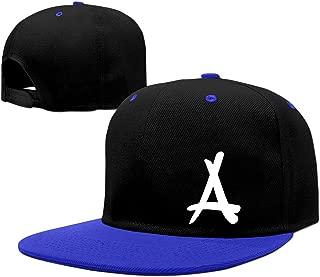 A&W Kid Ink Alumni RoyalBlue Adjustable Snapbacks Hip Hop Music Caps