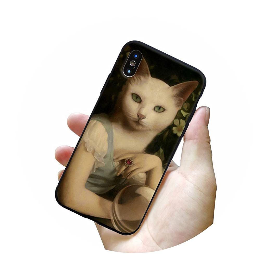 Art Aesthetics Painting Soft Silicone Phone Case Cover Shell for Apple iPhone 6 7 8 Plus X S XR XS Max Case,SY0312,for iPhone 7Plus