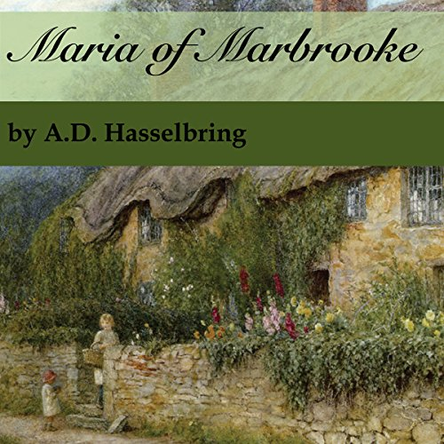 Maria of Marbrooke audiobook cover art