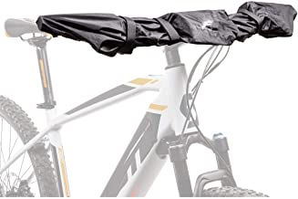 Fischer beschermhoes voor e-bikes, bescherming tegen vocht, stof en vuil enz. | universele bevestiging