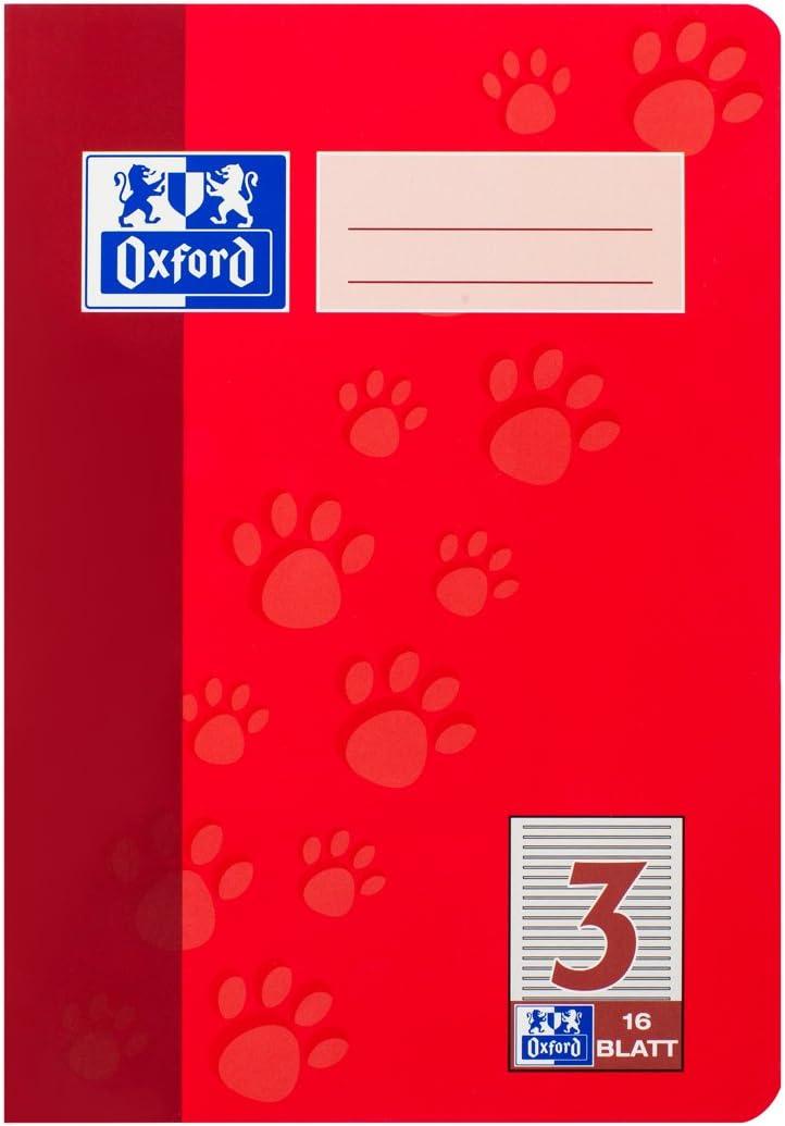 Oxford Junior 385501603 100050408Exercise Book A590g 1 Super intense SALE DIN Tulsa Mall m²