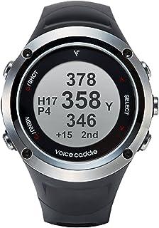 voice caddie(ボイスキャディ) ボイスキャディ T2A ブラック リストウォッチ型GPSゴルフナビ T2A 時計モード稼働時間:約30日 素材:本体/ポリカーボネート、トップリング/ステンレス、バンド/シリコン