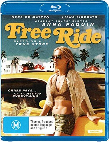 Free Ride Blu-ray (REGION B)