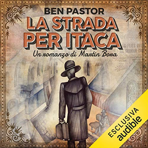 La strada per Itaca audiobook cover art