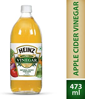 HEINZ REGULAR APPLE CIDER CIDER VINEGAR 16 OZ - 0013000008121