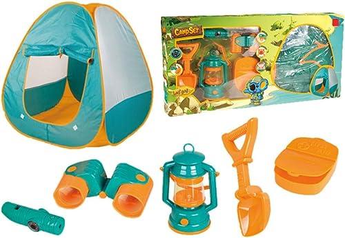 tomamos a los clientes como nuestro dios LLVV Carpa Carpa Carpa portátil al Aire Libre para Niños Conjunto de Carpa para Acampar Set Wild Beach Play House Game Juguetes educativos  salida de fábrica