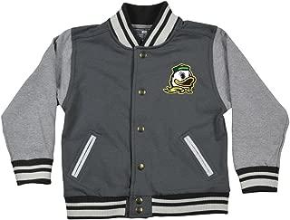 oregon ducks letterman jacket