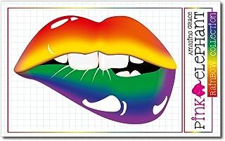 Suchergebnis Auf Für Regenbogen Aufkleber Auto Motorrad