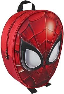 Marvel Spiderman 2100001970 - Visage 31 cm 3D EFFET sac à dos junior