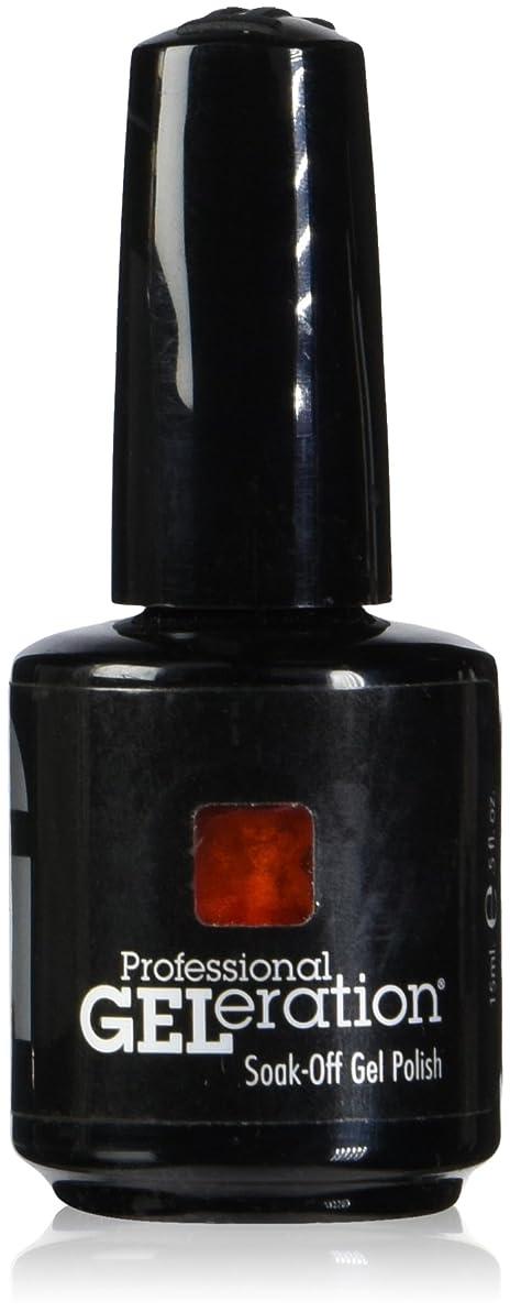カジュアル池パーフェルビッドジェレレーションカラー GELERATION COLOURS 415 P ブライトライト 15ml UV/LED対応 ソークオフジェル