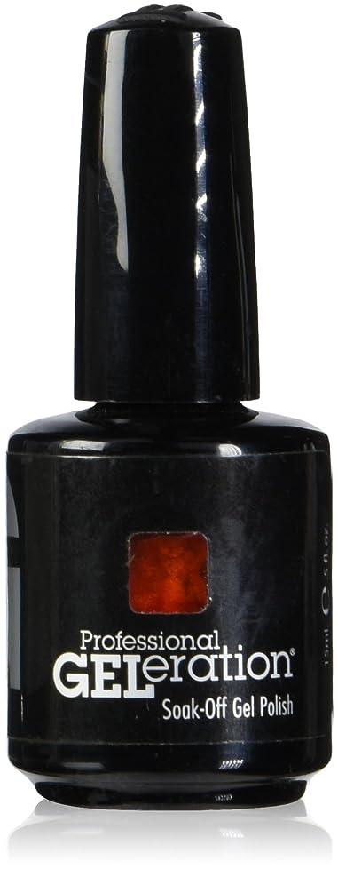 物理学者空虚バウンスジェレレーションカラー GELERATION COLOURS 415 P ブライトライト 15ml UV/LED対応 ソークオフジェル