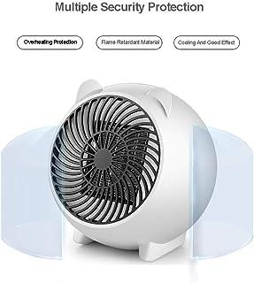 Calefactor Bajo Consumo Silencioso,Calefactor Bajo Consumo Grande,DiseñO de Conducto de Aire Convectivo Con ProteccióN Contra Sobrecalentamiento,Control Inteligente de Temperatura,Para el Hogar