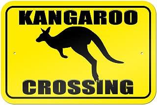 Kangaroo Crossing 9