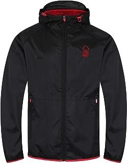 Nottingham Forest FC Official Soccer Gift Mens Shower Jacket Windbreaker