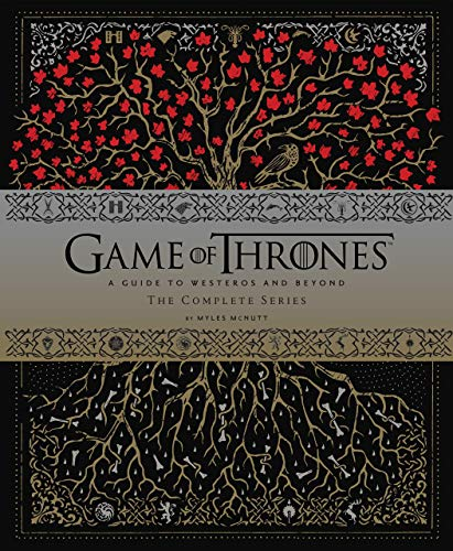 Game of Thrones: A Guide to Westeros and Beyond: The Complete Series(gift for Game of Thrones Fan)
