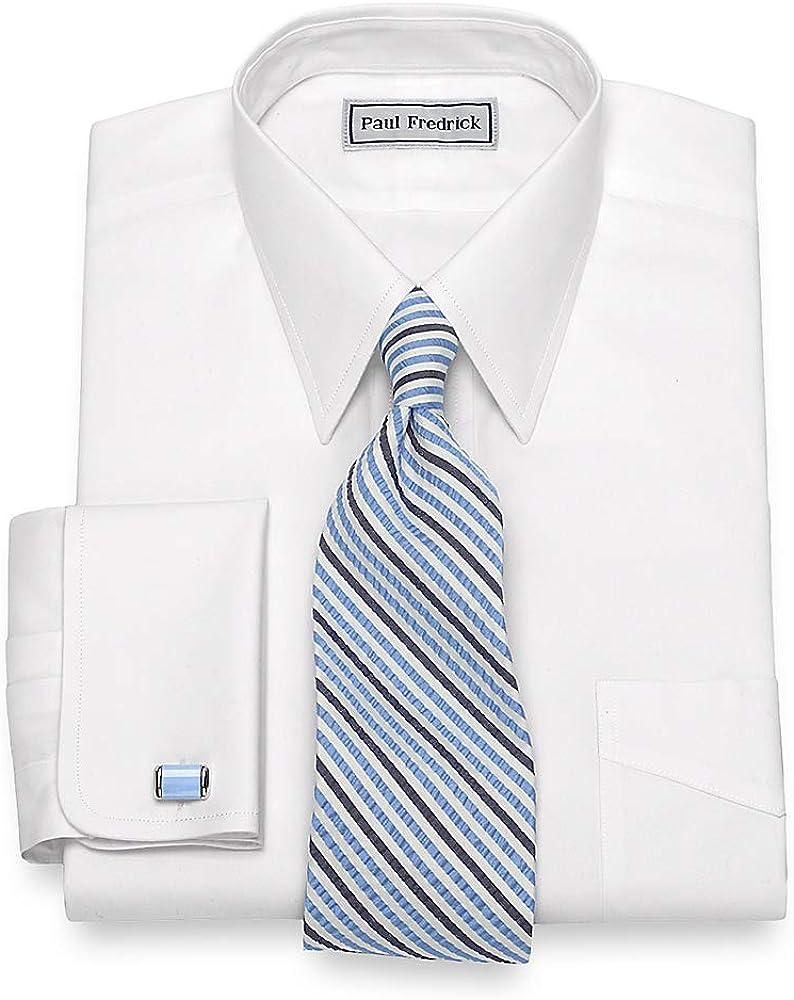 Paul Fredrick Men's Impeccable Non-Iron Dress Shirt