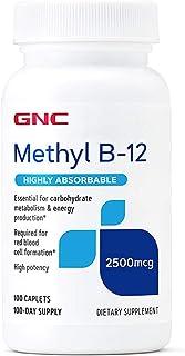 GNC Methyl B-12 2500mcg