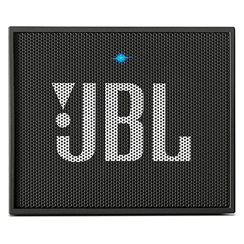 JBL Go, Wireless Portable Bluetooth Speaker with Mic, JBL...