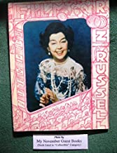 Rosalind Russell Souvenir Album: an Evening with Roz in Celebration of the National Artists Award 1974 by the American National Theatre and Academy