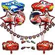 Kreatwow Auto-Geburtstags-Party-Versorgungsmateria