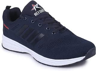 REFOAM Men's L2 Navy Running Shoes