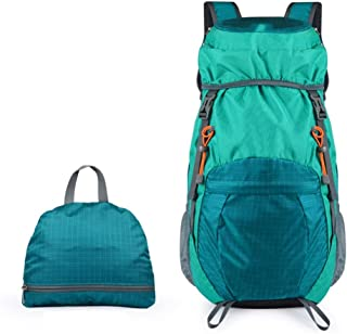 Sponsored Ad – Accompanying Foldable Portable And Lightweight Men And Women Outdoor Backpack Shoulder Bag Mountaineering B...