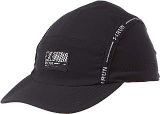 Under Armour Men's Tb Run Crew 3.0 Cap, Black (Black/Silver), One Size