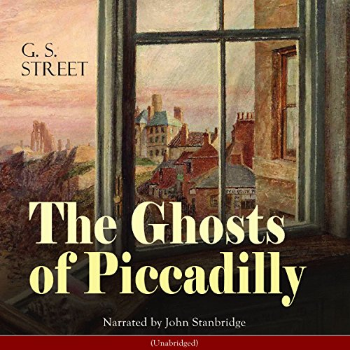 The Ghosts of Piccadilly  By  cover art