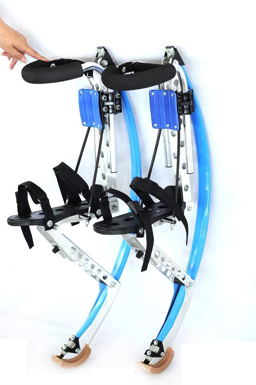 YxnGu Kangaroo schuhe Jumping Stelzen für Erwachsene, Kinder & Jugendliche - Springende Schuhe für Fitness, Laufen, Basketball - Unisex-Fitness-übung