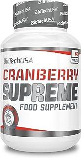 Biotech Cranberry Supreme Vitaminas Y Minerales - 60 Tabletas