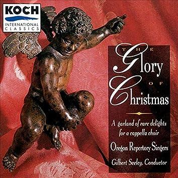 """""""Glory Of Christmas"""": Choral Christmas Favorites"""