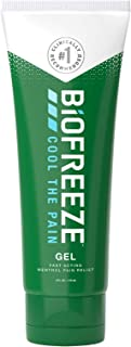 Biofreeze Pain Relief Gel, 4 oz. Tube (Packaging May Vary)