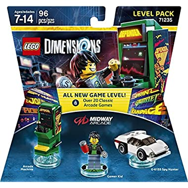 Midway Retro Gamer Level Pack - Lego Dimensions
