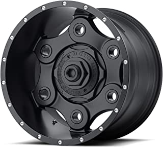 MOTO METAL MO977 LINK Wheel with Black Out and Chromium (hexavalent compounds) (20 x 12. inches /8 x 124 mm, -44 mm Offset)