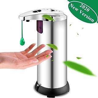 Automatico Touchless con Erogatore di Sapone a Spruzzo Sensore IR Regolazione Impermeabile per Uso Commerciale Domestico Decdeal 360 ml Dispenser di Sapone