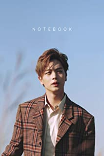 Yook Sung jae NOTEBOOK : DIARY JOURNAL FOR KDRAMA AND KPOP FANS: PERFECT FOR GIFT : 6X9 INCHES AND 110 PAGES