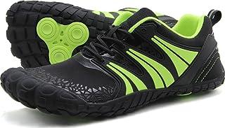 Oranginer Men's Barefoot Shoes - Big Toe Box - Minimalist...