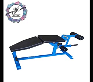 Jazzier Commercial Leg curl Extension Bench