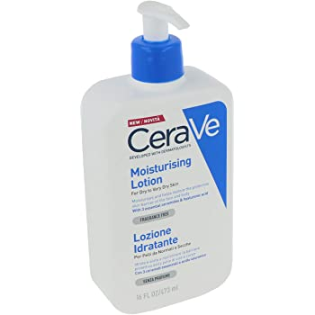 Cerave Moisturizing Lotion Dry And Very Dry Skin 473ml