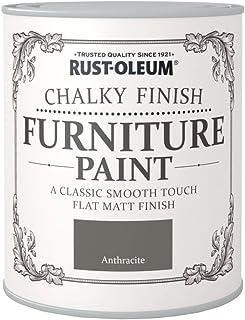 möbelfarbe Rust-Oleum RO0070014X1 Anstrichfarbe, klassisches glattes Finish, matt, RO0070014G1