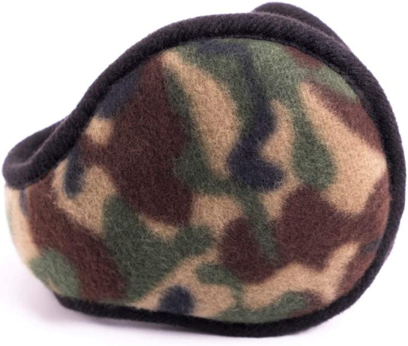ZYXLN-Earmuffs,Male and Female Ear Warmers Foldable Earmuffs Unisex Winter Warm Earmuffs Outdoor Skiing, Bicycle Cold Weather Warm Earmuffs Behind The Earmuffs (Color : B)